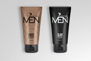 Essential Men Styling Clay Gel Packaging Graphic Design Ottawa Graphic Adworks
